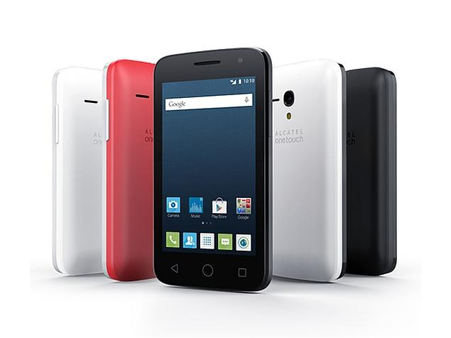Alcatel One Touch Pop 2 (4) Dual-SIM