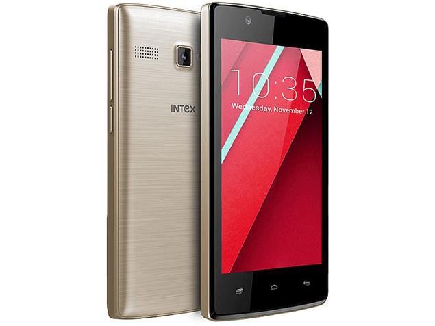 Intex Aqua 3G NS