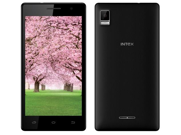 Intex Aqua Desire HD