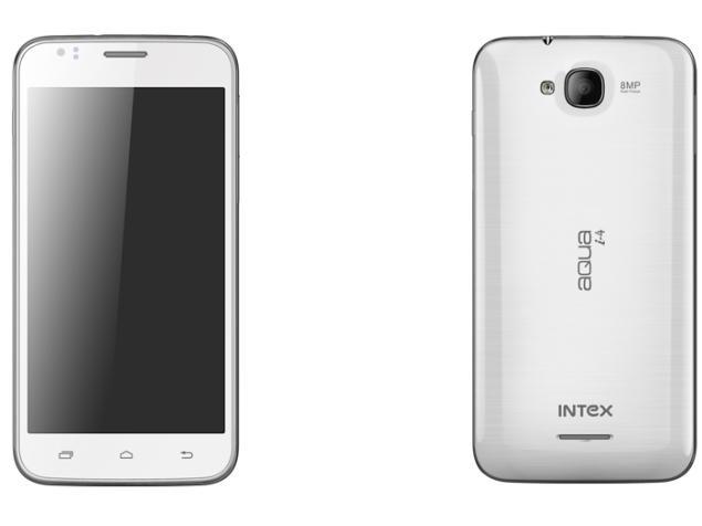 Intex Aqua i-4