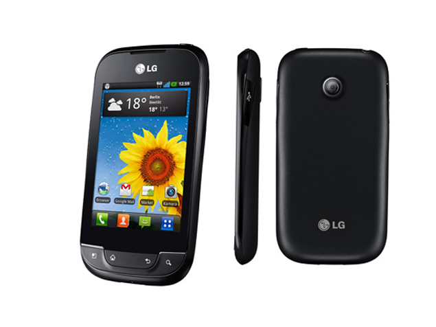 LG Optimus Net P690