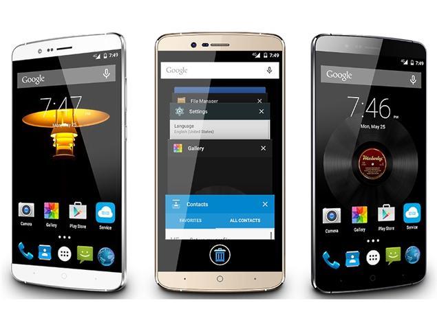 iBerry Auxus Prime P8000