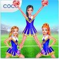 Android cheerleading dance team