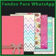 Backgrounds for WhatsApp