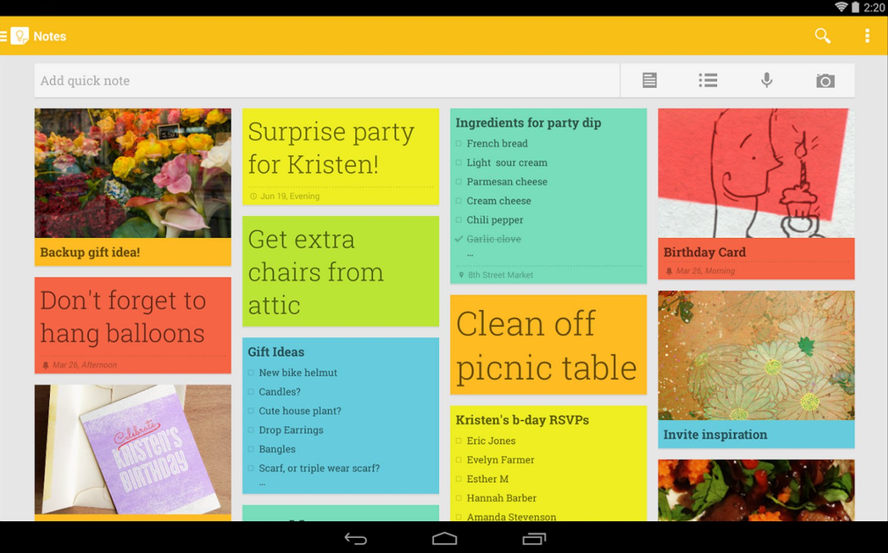Google Keep For Windows Free Download