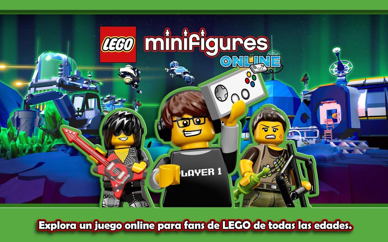 Lego minifigures online pc скачать торрент.