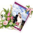 Android Wedding photo frames