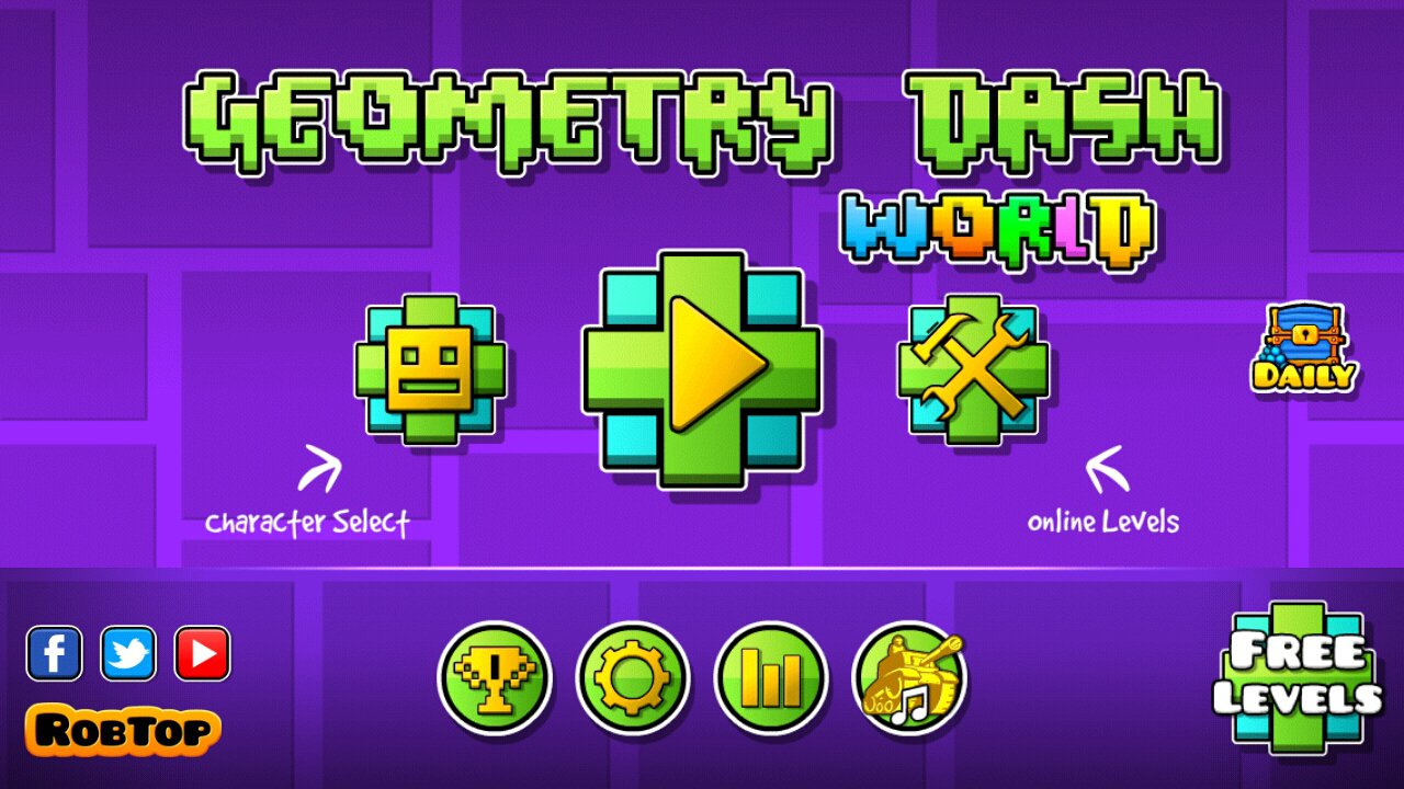 geometry dash world download pc