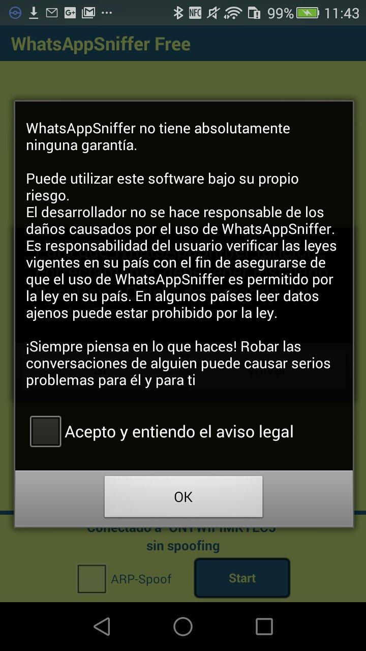 whatsapp sniffer para windows xp