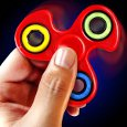 Android hand spinner simulator