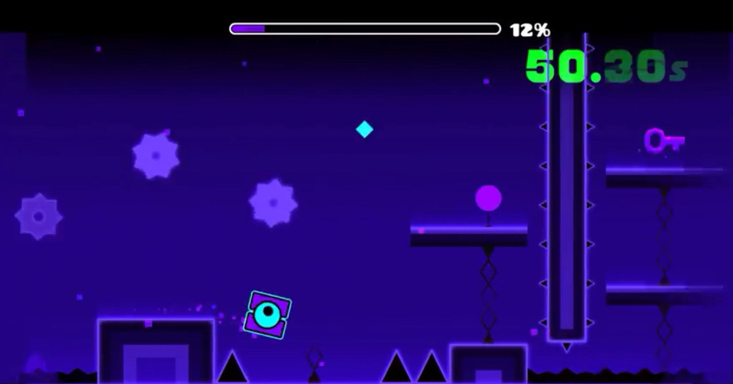 Geometry Dash For Windows 7 8 8 1 10 Xp Vista Mac Os Laptop Techvodoo Com