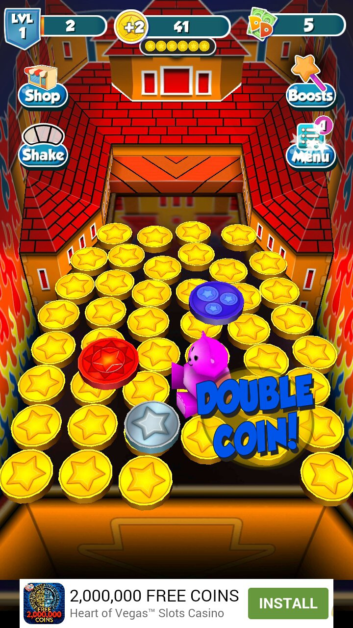 how to cheat on coin dozer