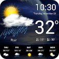 Android weather forecast