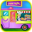 Street Food Kitchen Chef